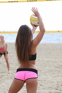 Volleyball girls